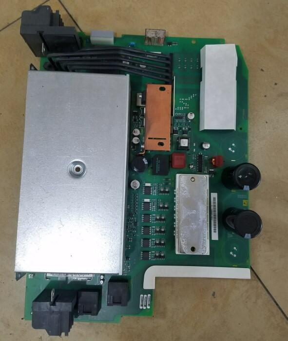 Inverter new base power down the webmaster board 6SE7016-1TA84-1HF3