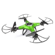 ABWE JJRC H5M RC Drone With 2.0MP HD Camera Music Function 2.4G 3D Flip RC Quadcopter RTF with a Makibes Card Reader