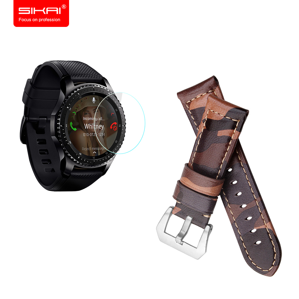 Watch Band For Samsung Gear S3 Classic Wrist Band For Samsung Gear S3 ...