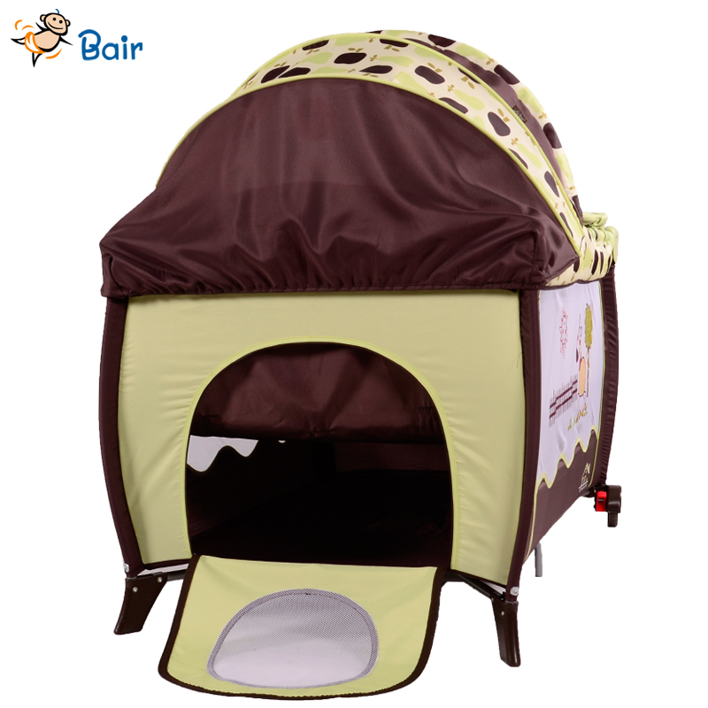 Folding baby bed bettr portable baby bed baby play bed multifunctional elysium iron cloth bb bed женская футболка hic 1 t t hic 5554