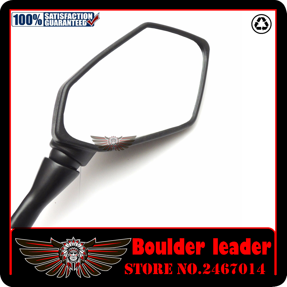 For Kawasaki Ninjia Motorcycle Rearview Side Mirror Ninja 650R ER6F 400R Z1000SX Parts In Mirrors Accessories From
