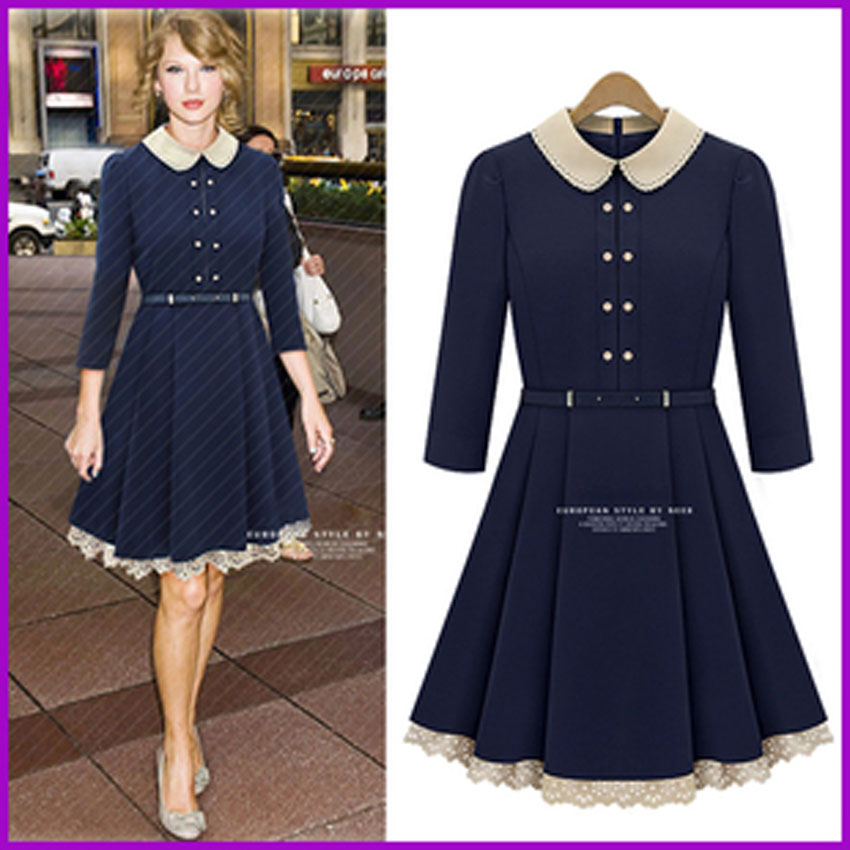 Buy celebrity famous dresses and get free shipping on ...