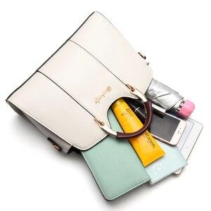 Image 5 - Luxury Handbags Women Bags Designer Shoulder Bag Crossbody Fashion Female Bags Ladies Handbag Leather Waterproof Messenger Bag