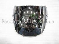 HotSale For Honda CBR 600 RR F2 1991 1992 1993 1994 silver Windshield WindScreen Double Bubble f2 CBR600 RR rr CBR600 CBR600RR