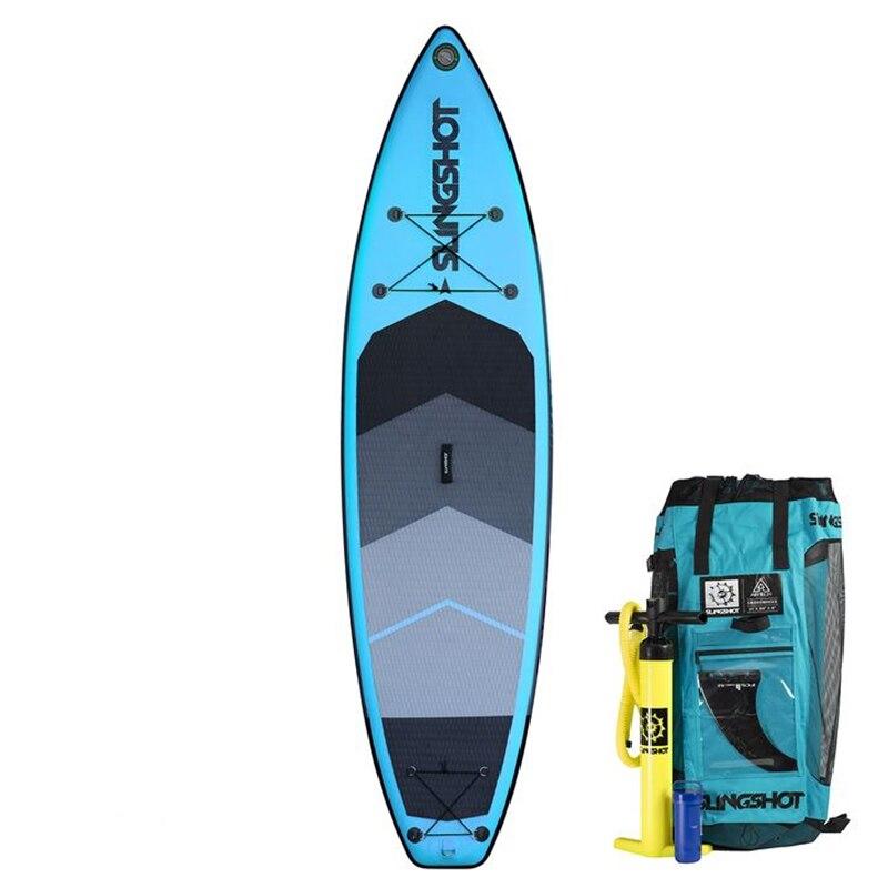 10ft Профессиональный серфинга пляжные серфинг воды Лыжный спорт надувные Совета водные виды спорта надувные ПВХ доска для серфинга каякинг