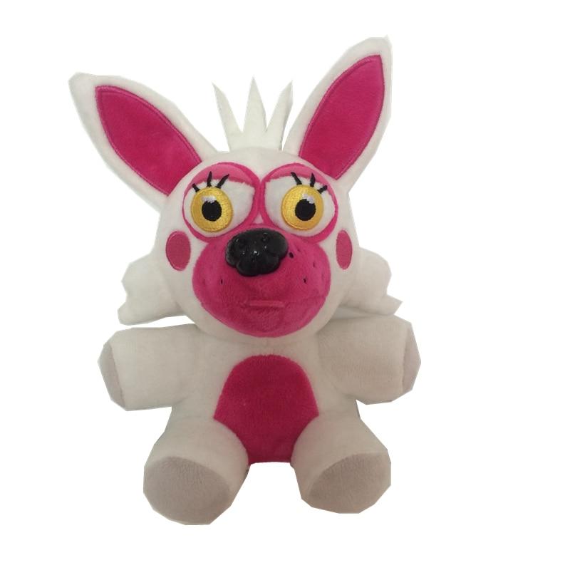 18cm Plush Fnaf Five Nights At Freddy's Golden Bear Fox