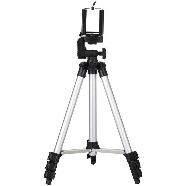 Tripés suporte da câmera cam com tripe extensão clipe tripé monopé para o telefone móvel montar acessório tripé de câmera