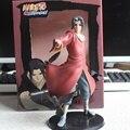 Anime Naruto Figurine Uchiha Itachi PVC Action Figure Collectible Model Toy Doll 17CM