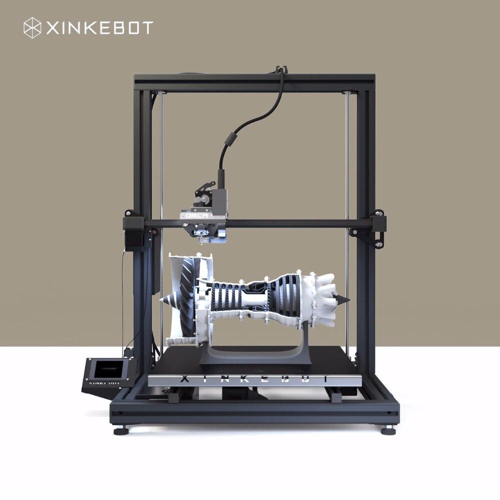 400x400x480 Grand Chauffant Impression Lit 3D Imprimante avec Favorable Prix - 2