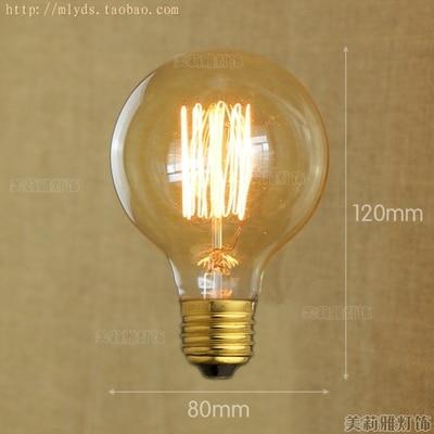 Lâmpadas Incandescentes retro vintage lâmpada edison lâmpada Temperatura de Cor : 2700k