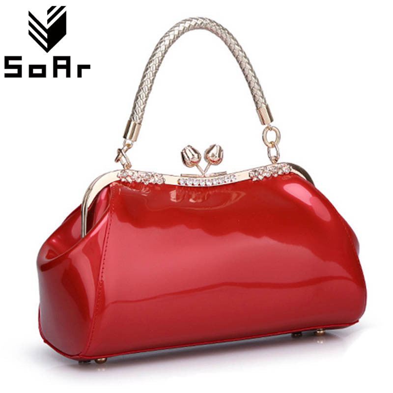 SoAr New Designer Handbags High Quality Women Messenger Bag Women Bag Luxury Brand Shoulder Bags Leather Woman 2017 Fashion Tote