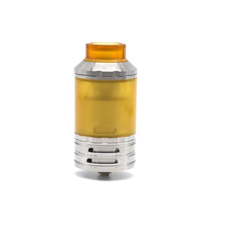 Newest Lysen Fatality Style 316SS 28mm RTA 2ml/4ml Atomizer for vape mod fatality by firelight