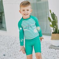 Baby Children's Swimsuits UV Prodection SPF 50+ Infant Baby Swimsuit Vaiana Clothing Boy Ninjago Swimsuit Children Boys