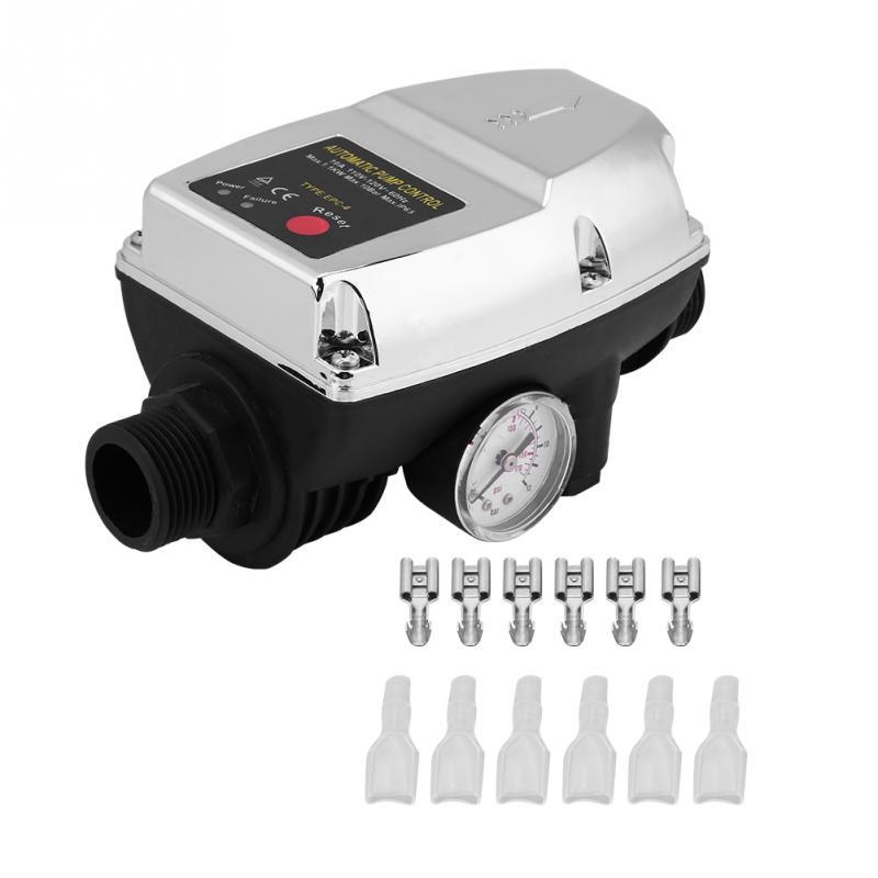 Zuversichtlich Epc-4 110 V Automatische Wasserpumpe Druckregler Elektronische Schalter Control Pumpe Zubehör Home