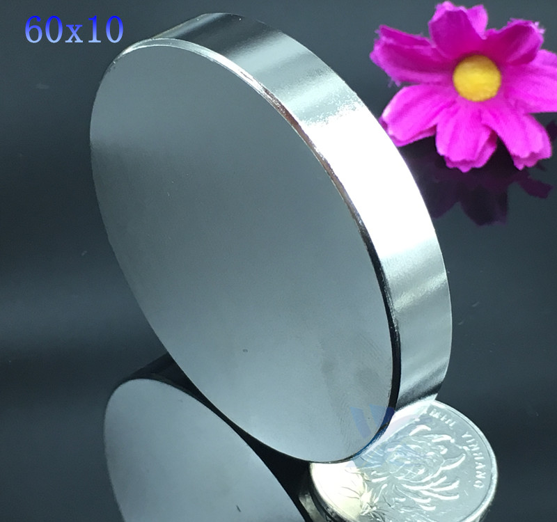 1pc 60*10mm N35 Neodymium magnet 60x10 mm strong Disc Nd-Fe-B Neodymium Magnet  Art Craft Connection strong magnet1pc 60*10mm N35 Neodymium magnet 60x10 mm strong Disc Nd-Fe-B Neodymium Magnet  Art Craft Connection strong magnet