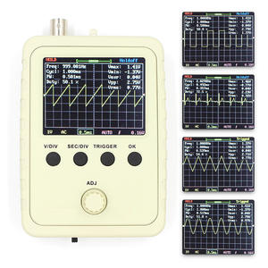 Oscilloscope-Kit Fully-Assembled 15001K Digital FNIRSI-150 DSO DIY with Housing-Case-Box