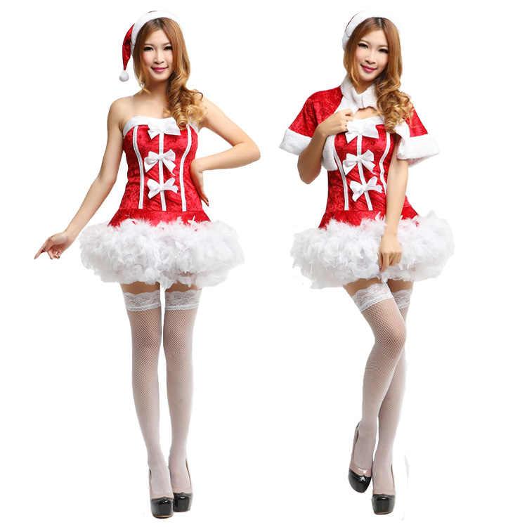 red christmas dress women christmas costumes for women christmas clothes  women christmas apparel dancer costumes for b287c780c