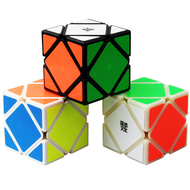 Moyu Skweb Cube 60mm Speed Magic Cube Puzzle Skewb Cubes Kids Educational Toys For Child ...