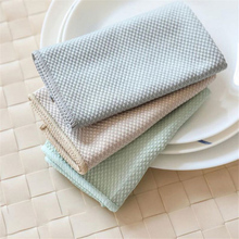 3pcs Household Cleaning Cloth Super Absorbent Towels Kitchen Glass Multifunction Towel For Car Bowl Rag