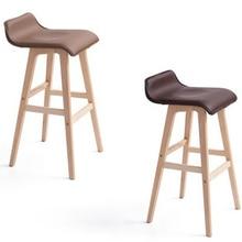 Барный барная пастырской ткани, стиль, цвета, стул, несколько выбор чистого древесины