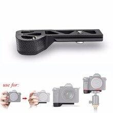 Meike MK X1EM wspornik metalowy ściskacz do Sony GP X1EM A9 A7MIII a7RIII a7RII a7II a7SII kamery