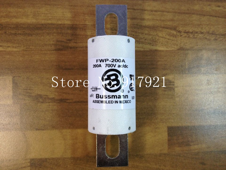 [ZOB] The United States Bussmann FWP-200A BUSS 700VAC/DC fuse fuse original --2pcs/lot