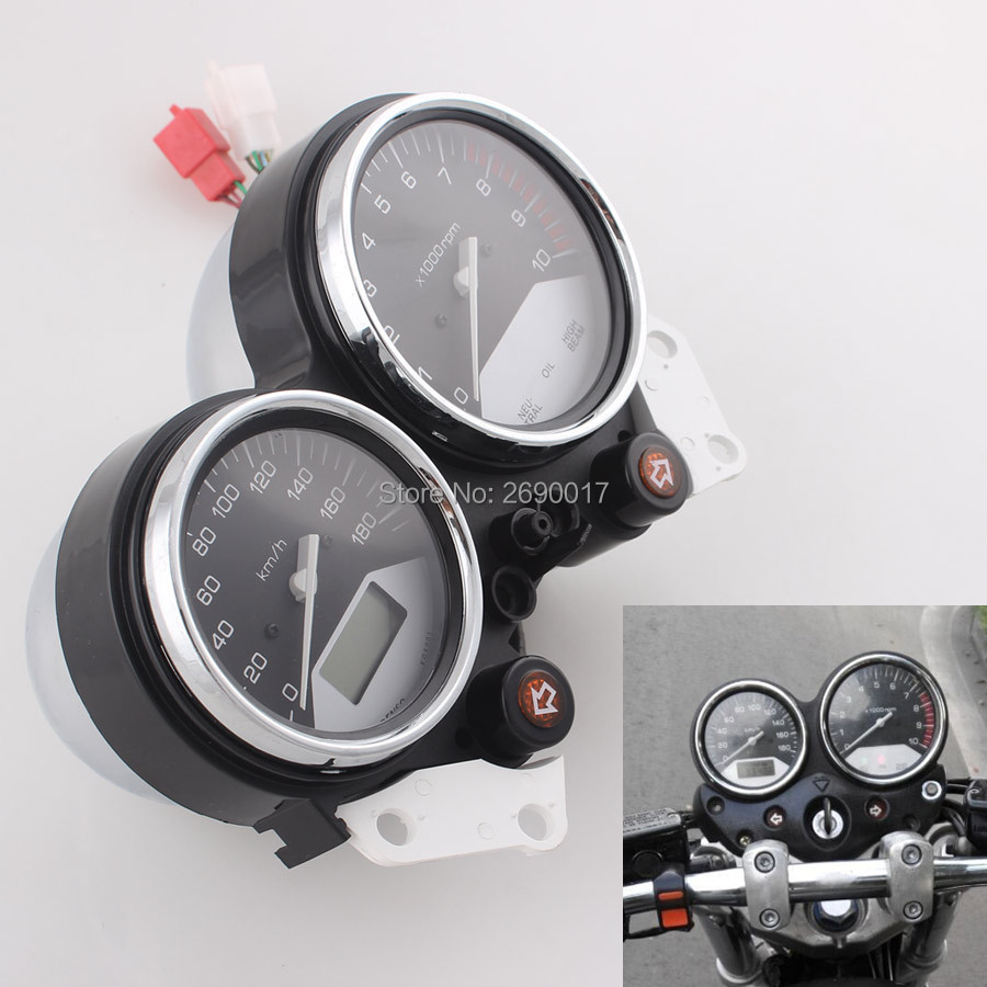 Gauges Cluster Speedometer Tachometer Fits For HONDA X4 CB1300 CB 1300 Custom 180