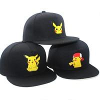 Hot Sale Pikachu Baseball Cap Men And Women Hip Hop Hat Baseball Cap Hat Baseball Cap