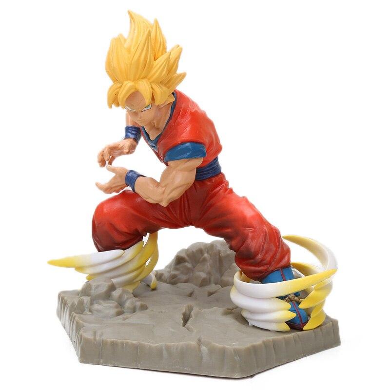 8-30 см Dragon Ball Z SCultures, большая серия Budoukai, фигурка из лазурита, наппа, радиц, Гоку, плавки, Вегета, сатана, Коллекционная модель - Цвет: 3221 goku opp