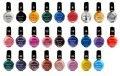 Moda 26 Color elegir 6 botellas de Pintura Profesional Konad Nail Varnish Manicura Nail Polaco ULTRAVIOLETA Del Gel Del Arte Del Clavo Estampado de Uñas
