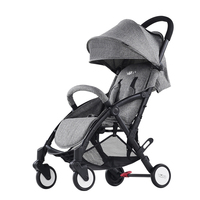 Baby Stroller 3 in 1 Foldable Travel Carriage Buggy Pushchair Pram Newborn Baby Trolley With Brake System Universal