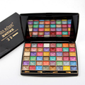 Newest Delicately Wet Eye Shadow Professional 48 Colors 3D Eyeshadow Palette Glitter Colors Shimmer Matte Beauty Makeup Set