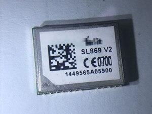Image 2 - 10PCS SL869 V2 MT3333 שבבים, את GNSS מודול עבור ללא אוטומטי עיתוי ולא הסקה מחושבת (עיוור אזור ניווט)