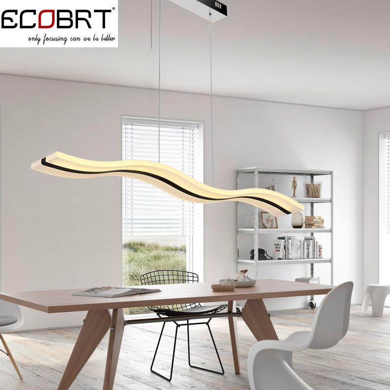 modern pendant lights for dinning room living room restaurant kitchen lights ac85 260v luminaire suspended pendant lamps l97cm cable pendant lighting