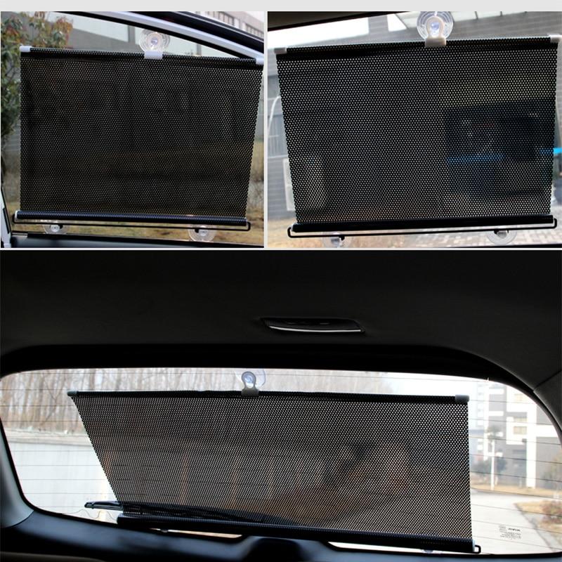 1pc SEEYULE Cermin depan kereta depan Cermin depan Auto ditarik balik - Aksesori kereta luaran - Foto 2