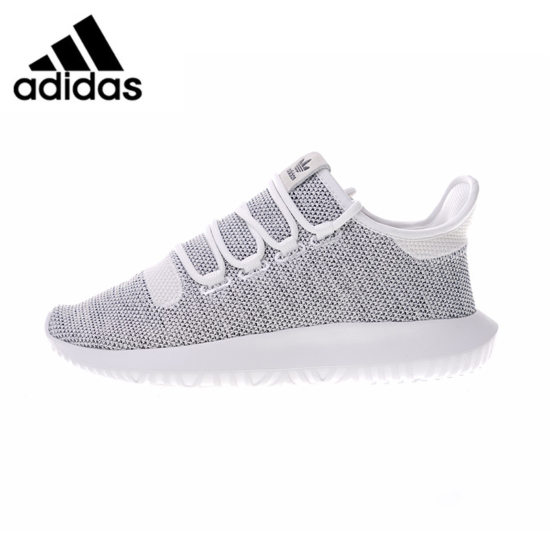 Adidas Tubular Shadow Knit Men's and Women's Shoes, Grey/Khaki, Breathable Lightweight Shock Absorbing BB8941 BB8824 water absorbing oil absorbing cleaning cloth