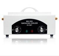 Мини высокотемпературный стерилизатор коробка для маникюра салонный стерилизатор горячий очиститель воздуха шкаф для парикмахерских, тат