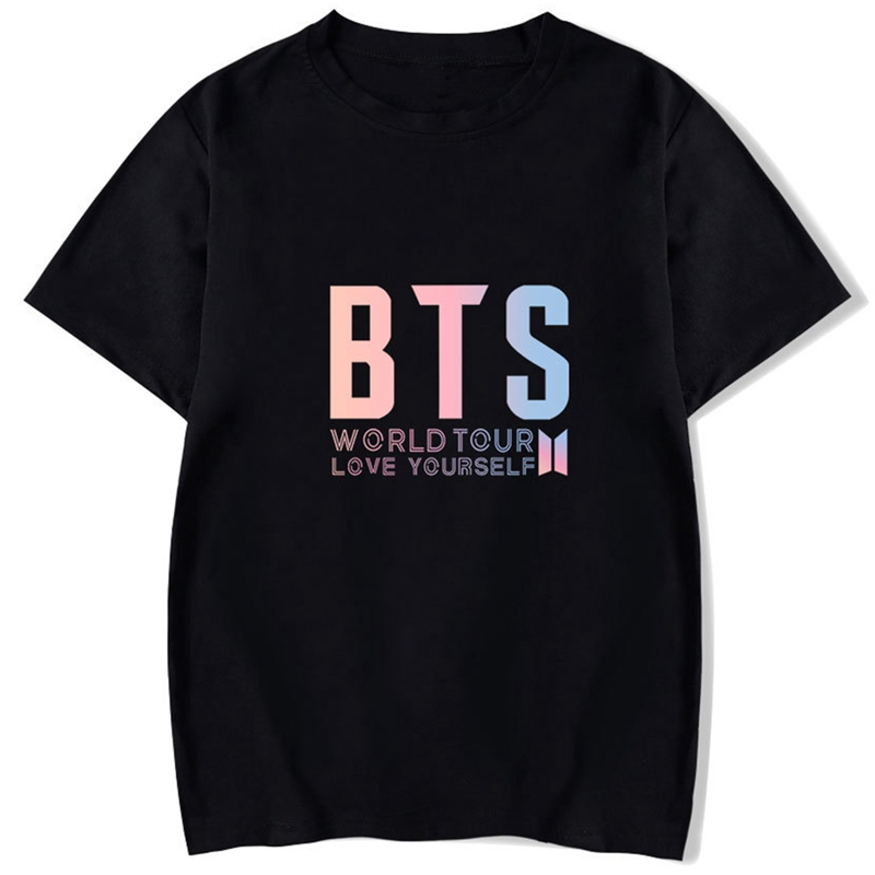 New 2018 Fashion Girl You Got Me Jungshook Casual Short Sleeve Tee Top Summer Simple Harajuku Tumblr BTS T Shirt