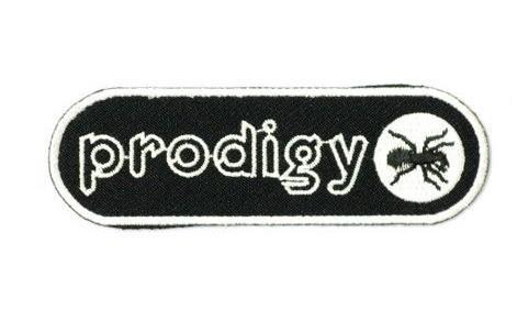 THE PRODIGY Logo Music Band Embroidered NEW IRON ON and SEW ON Patch Heavy Metal Custom