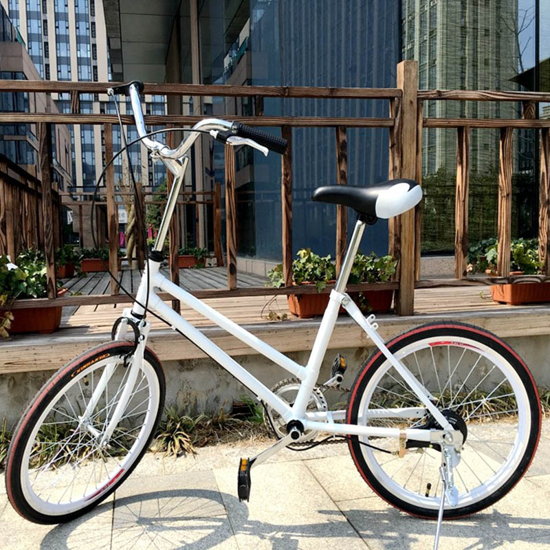selling Aluminum Alloy material 20 inch Princess light weight umbrella car commuter city bike image