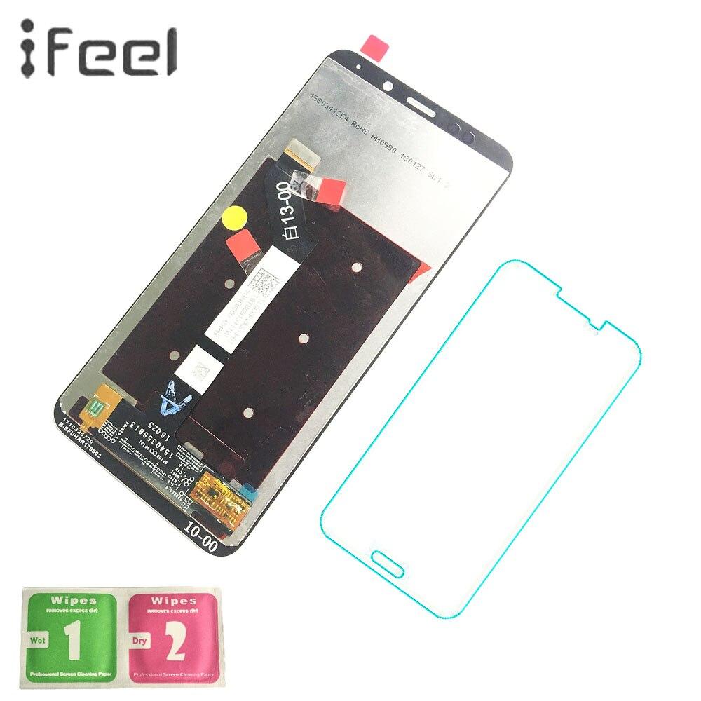 IFEEL pantalla LCD para Xiaomi Redmi 5 Plus pantalla LCD completa pantalla táctil digitizador Asamblea 100% probado piezas de repuesto
