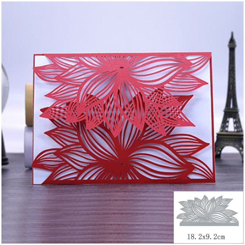Image 3 - Rose Dies Collection Metal Cutting Dies Scrapbooking Album Decoration Stamps and Dies for Card Making Craft Dies Cut new 2019-in Cutting Dies from Home & Garden