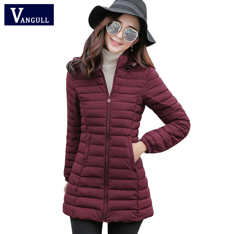 Winter jacket Woman Outerwear Slim Hooded Down Jackets 2017 Woman's Warm Coat Women Wadded Cotton Long Parkas Plus size 6XL цены онлайн
