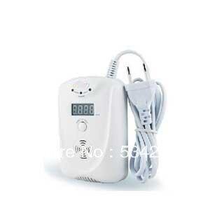 Carbon monoxide (CO) and GAS Detector and Alarm with LED Screen no sf6 o2 o3 co2 voc no2 co so2 nh4 h2o2 carbon monoxide gas detector 4 20ma three wire toxic gas detection module output module