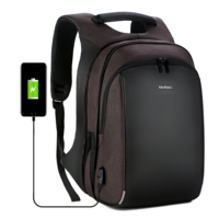 Multi Functional Computer Backpack Trendy Design Men Water proof Travel Bag with USB Charging Backpack Male Casual Shoulder Bag