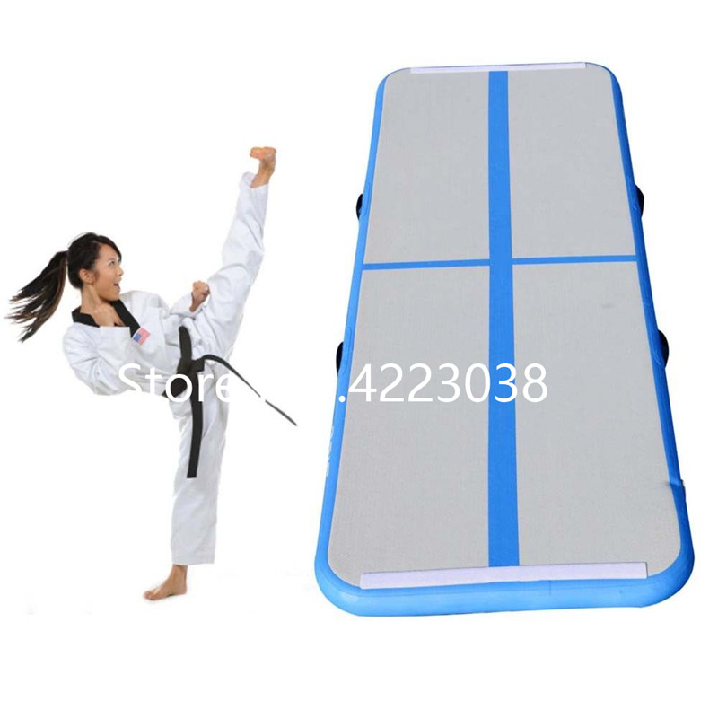 Inflatable Air Tumble Track Inflatable Gym Mat Inflatable Air Track 3x1x0 2m Gymnastics Tumbling Mat For