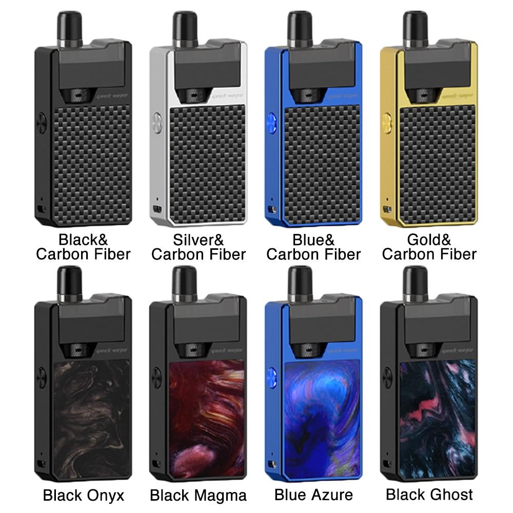 Bobine NS gratuite!!! GeekVape Original Frenzy Pod Kit w/950 mAh batterie intégrée et AS Micro Chipset e-cig Vape Kit VS glisser 2/Shogun - 2