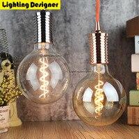 G125 4W Led Edison Bulb