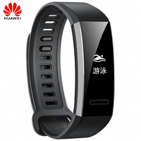 Original Huawei Sport Band 2 pro with GPS multi-lingual B29 for Swimming Wristband with Heart Rate Monitoring Push message
