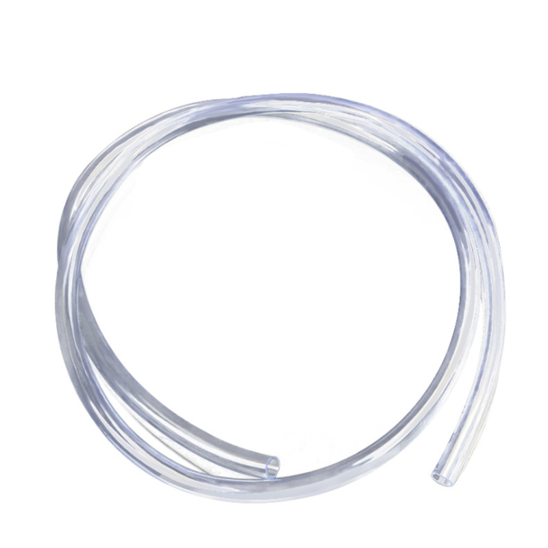 Aquarium Soft PVC Water Tube Pipe Hose for Water Pump Fountain pump, Inner Diameter8/12/14/16/20mm pipe to lift deliver water